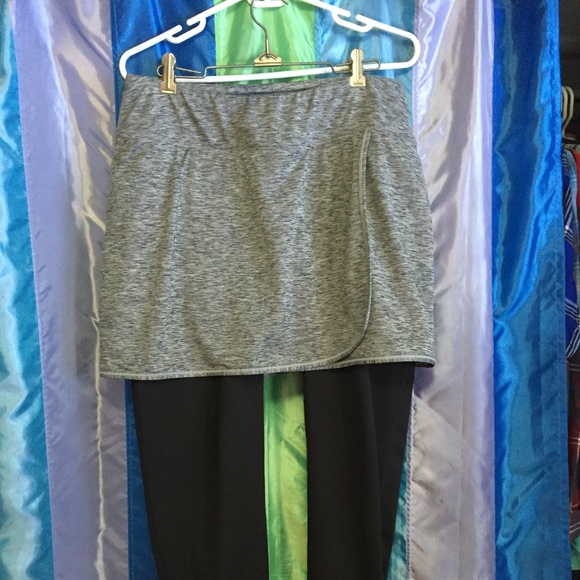 Skirt Sports Womens Wrapsody Skirt with Tights